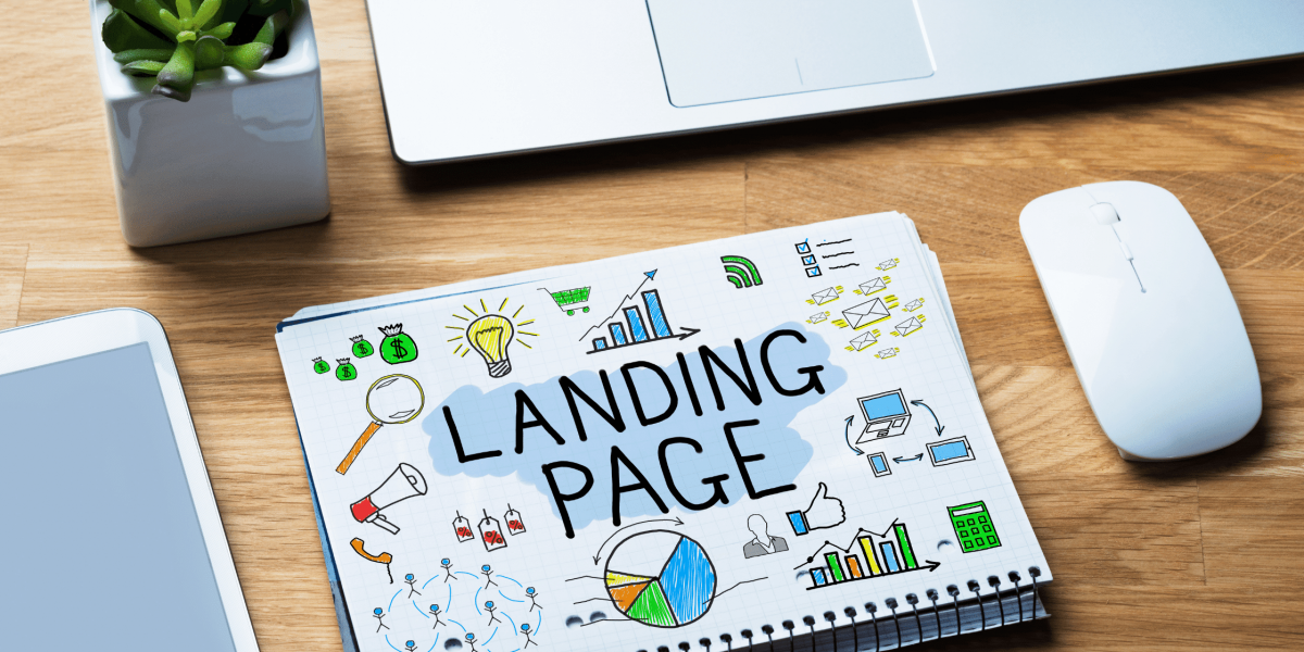 How to Setup A Landing Page